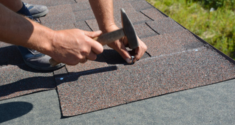 Shingle-Roof-Repair-Slope-Roof-Covering